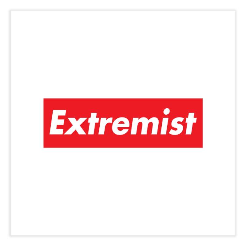 Extremist Home Fine Art Print by binarygod's Artist Shop