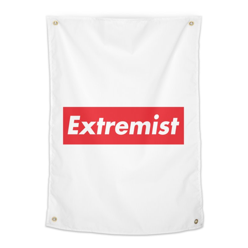 Extremist Home Tapestry by binarygod's Artist Shop