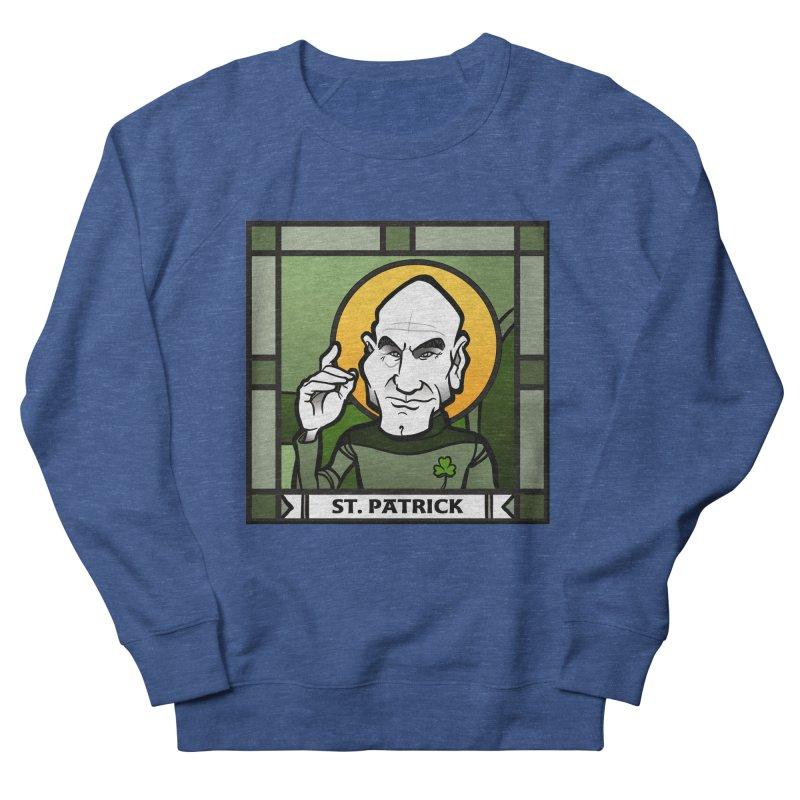 St. Patrick Women's Sweatshirt by binarygod's Artist Shop