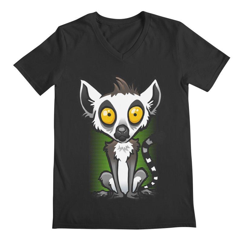 Ring-Tailed Lemur   by binarygod's Artist Shop