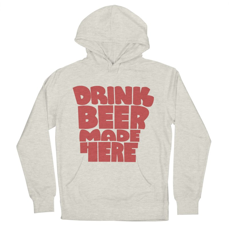 DBMH - Arkansas Women's Pullover Hoody by Mike Williams' Artist Shop