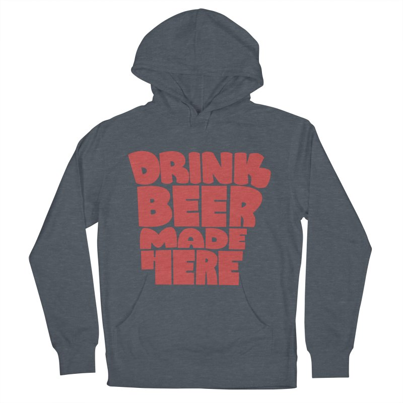 DBMH - Arkansas Men's Pullover Hoody by Mike Williams' Artist Shop