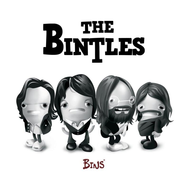 The Bintles Men's T-Shirt by bins's Artist Shop