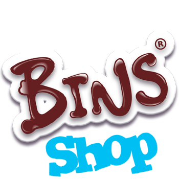 bins's Artist Shop Logo