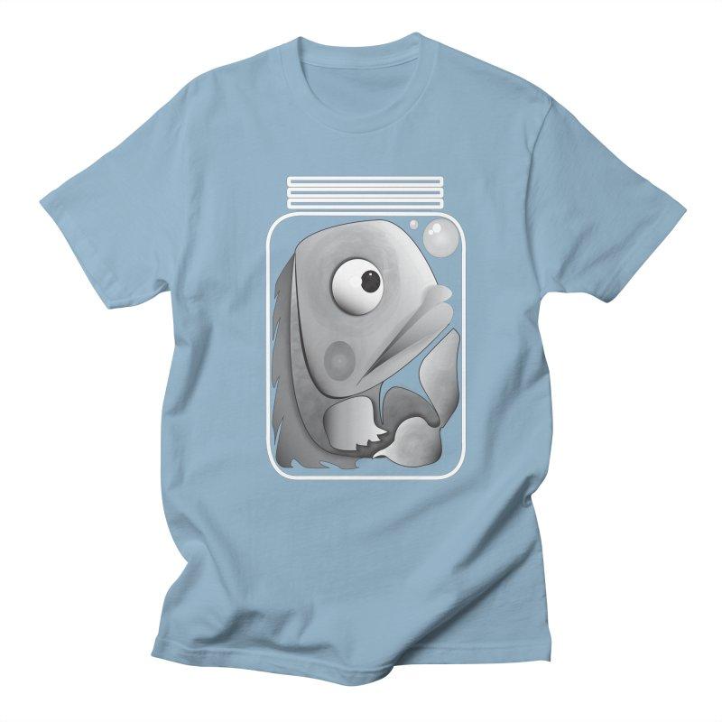 Tight Fit Men's T-Shirt by Slugamo's Threads