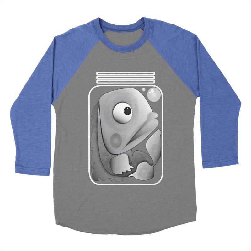 Tight Fit Women's Baseball Triblend T-Shirt by Slugamo's Threads