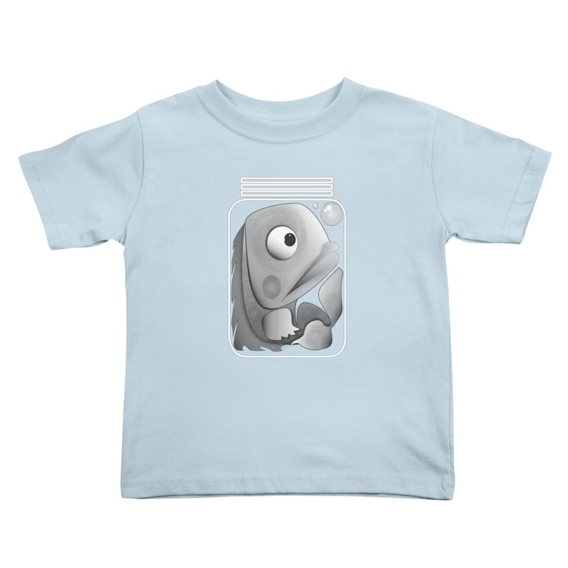 Tight Fit Kids Toddler T-Shirt by Slugamo's Threads