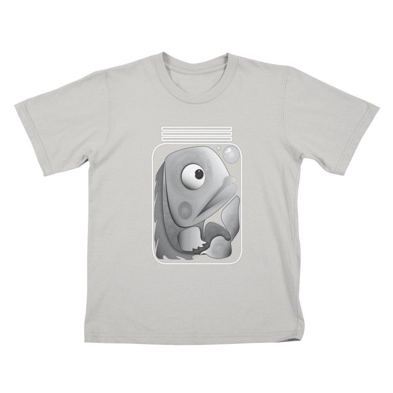 Tight Fit Kids T-shirt by Slugamo's Threads