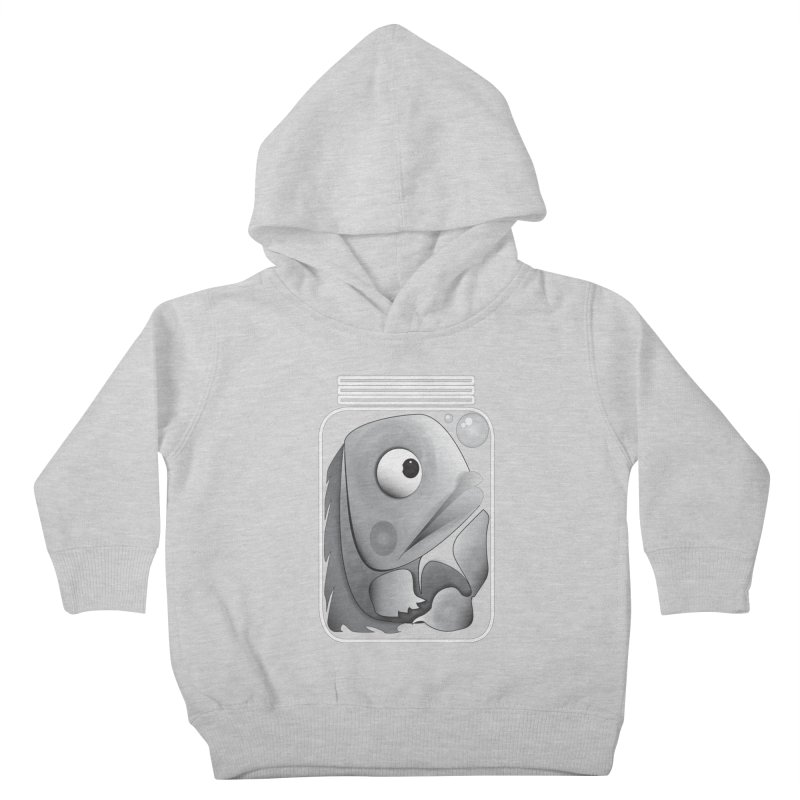 Tight Fit Kids Toddler Pullover Hoody by Slugamo's Threads