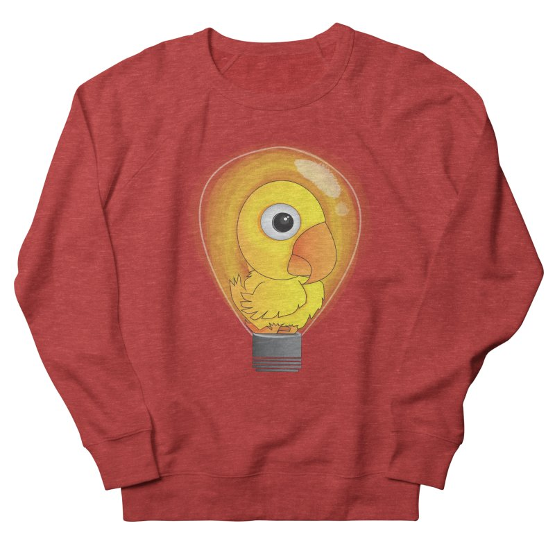 Baby Chick Men's Sweatshirt by Slugamo's Threads