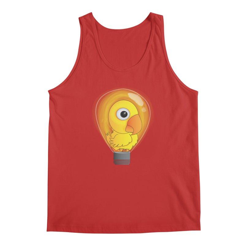 Baby Chick Men's Tank by Slugamo's Threads