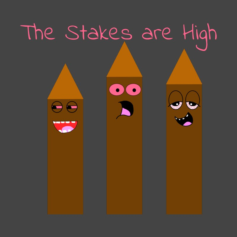 High Stakes Home Fine Art Print by Birchmark