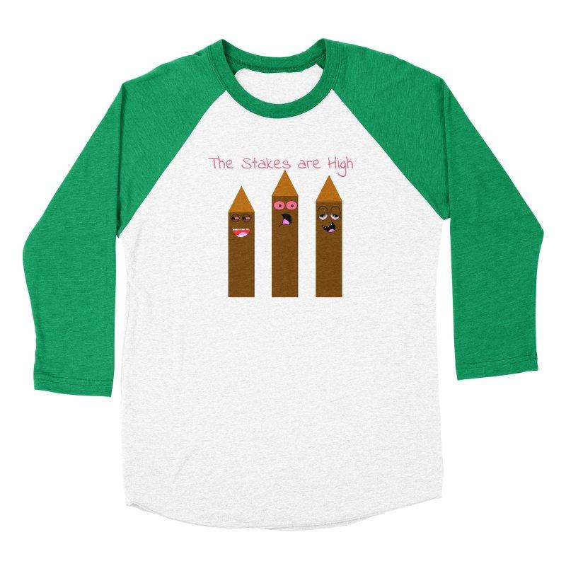 High Stakes Men's Longsleeve T-Shirt by Birchmark