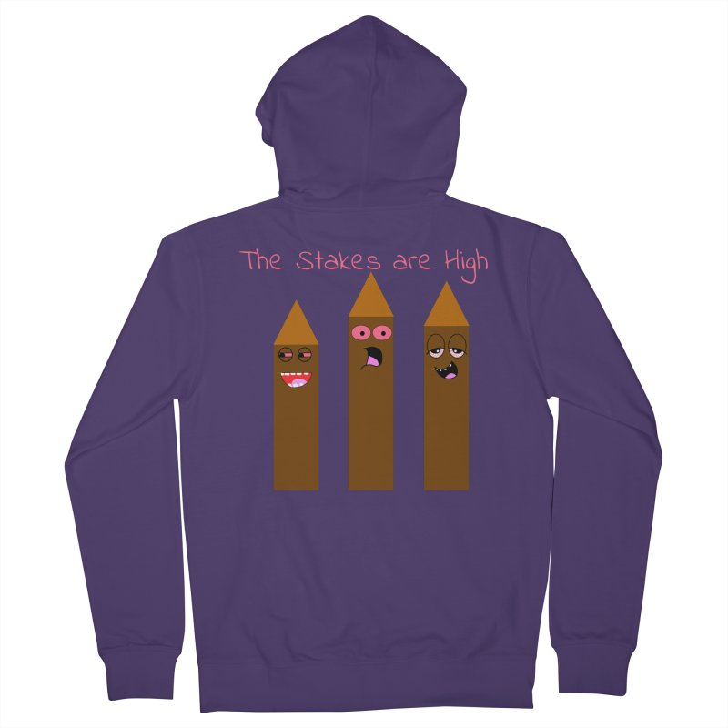 High Stakes Women's Zip-Up Hoody by Birchmark