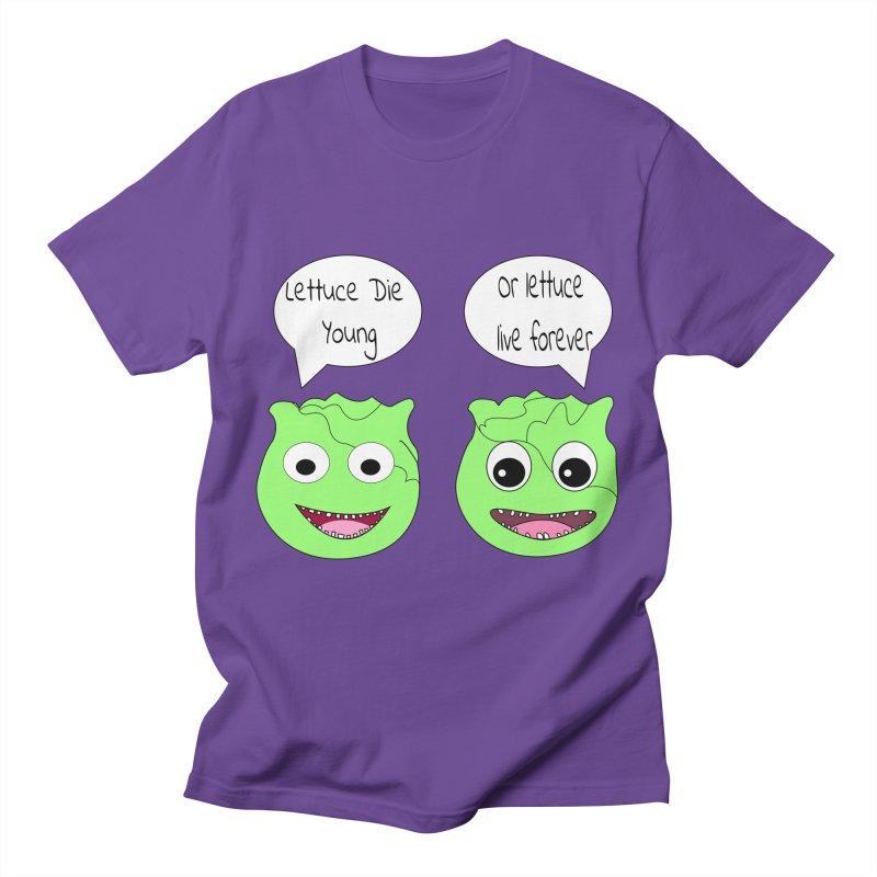 Forever Lettuce (Misheard Song Lyric)  Women's T-Shirt by Birchmark