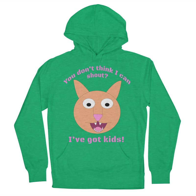 Carrie and The Shout (BUB) Women's Pullover Hoody by Birchmark