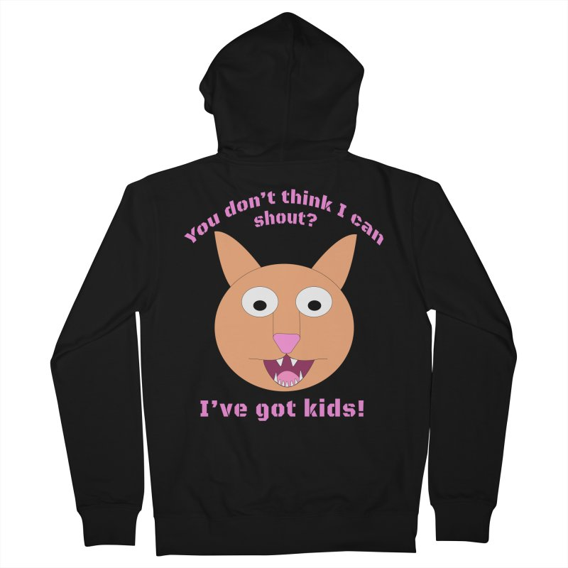 Carrie and The Shout (BUB) Men's Zip-Up Hoody by Birchmark