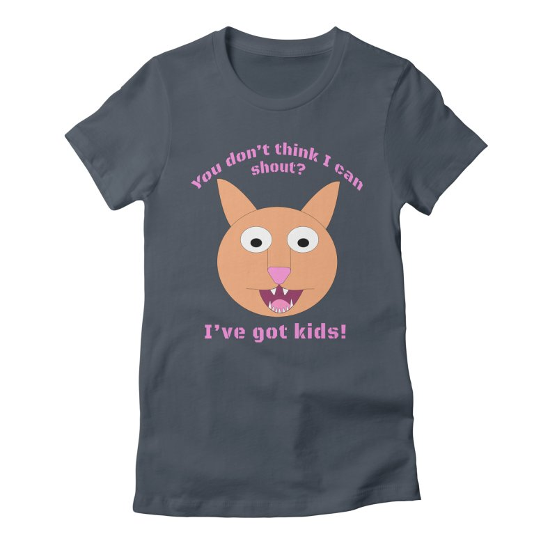 Carrie and The Shout (BUB) Women's T-Shirt by Birchmark