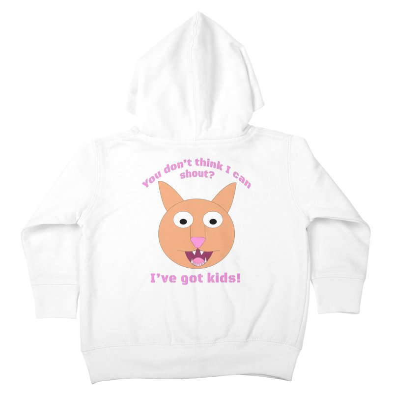 Carrie and The Shout (BUB) Kids Toddler Zip-Up Hoody by Birchmark