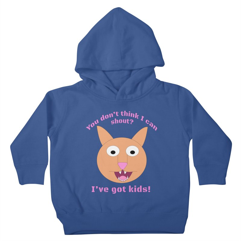 Carrie and The Shout (BUB) Kids Toddler Pullover Hoody by Birchmark