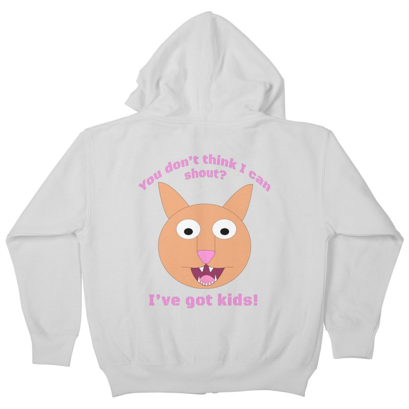 Carrie and The Shout (BUB) Kids Zip-Up Hoody by Birchmark