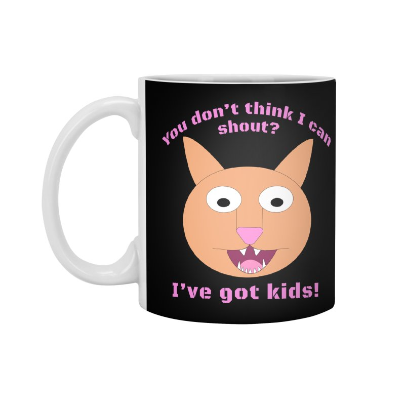 Carrie and The Shout (BUB) Accessories Standard Mug by Birchmark