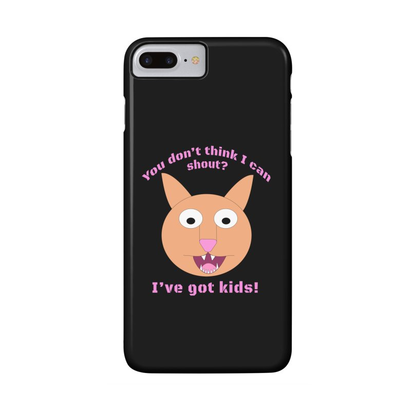 Carrie and The Shout (BUB) Accessories Phone Case by Birchmark