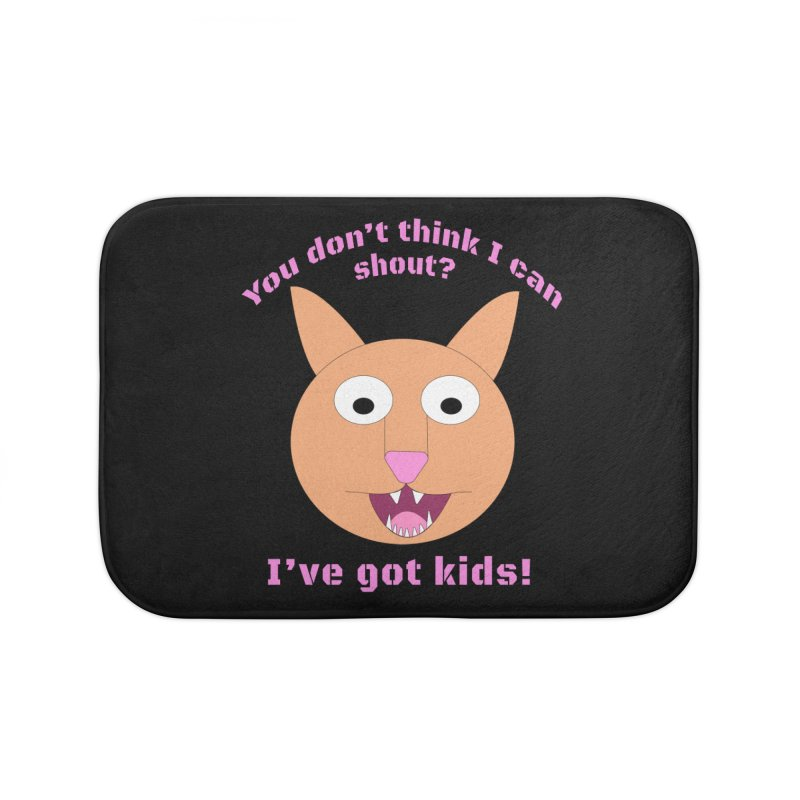 Carrie and The Shout (BUB) Home Bath Mat by Birchmark
