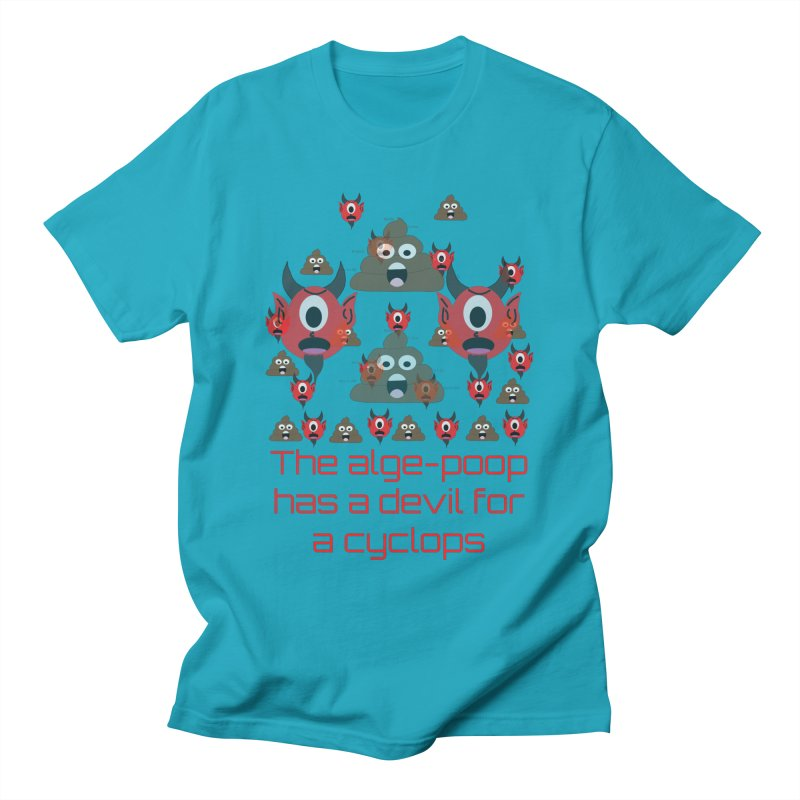 Algepoopian rhapsody (Misheard Song Lyric) Men's T-Shirt by Birchmark