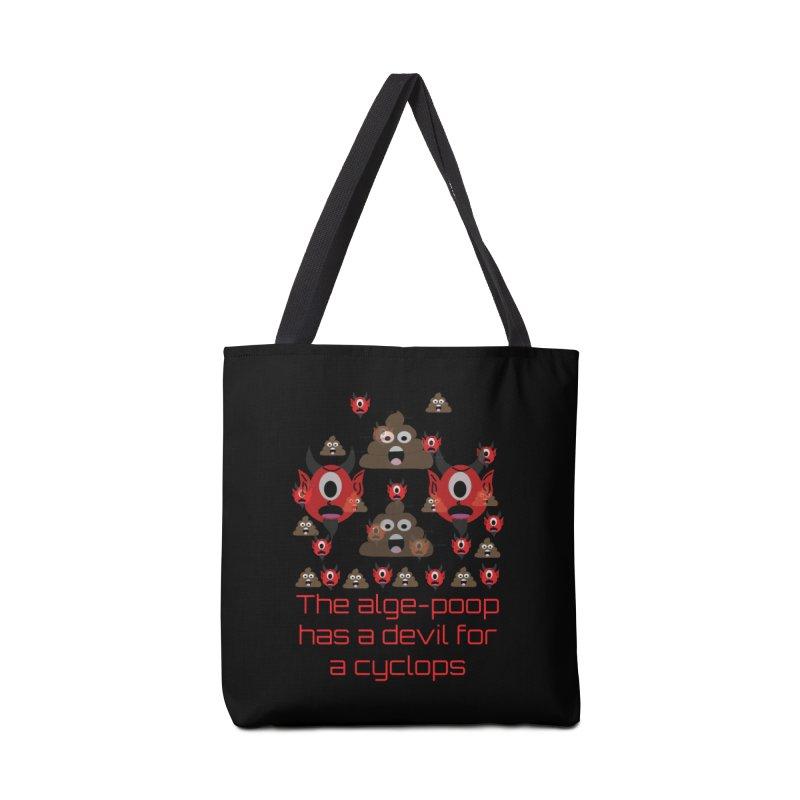 Algepoopian rhapsody (Misheard Song Lyric) Accessories Bag by Birchmark
