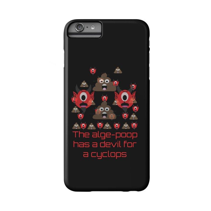 Algepoopian rhapsody (Misheard Song Lyric) Accessories Phone Case by Birchmark
