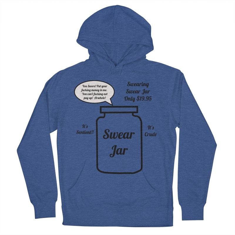 Swearing Swear Jar Ad Men's Pullover Hoody by Birchmark