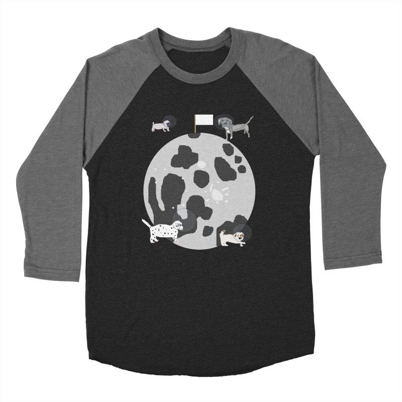 Moon Puppies Men's Longsleeve T-Shirt by Birchmark