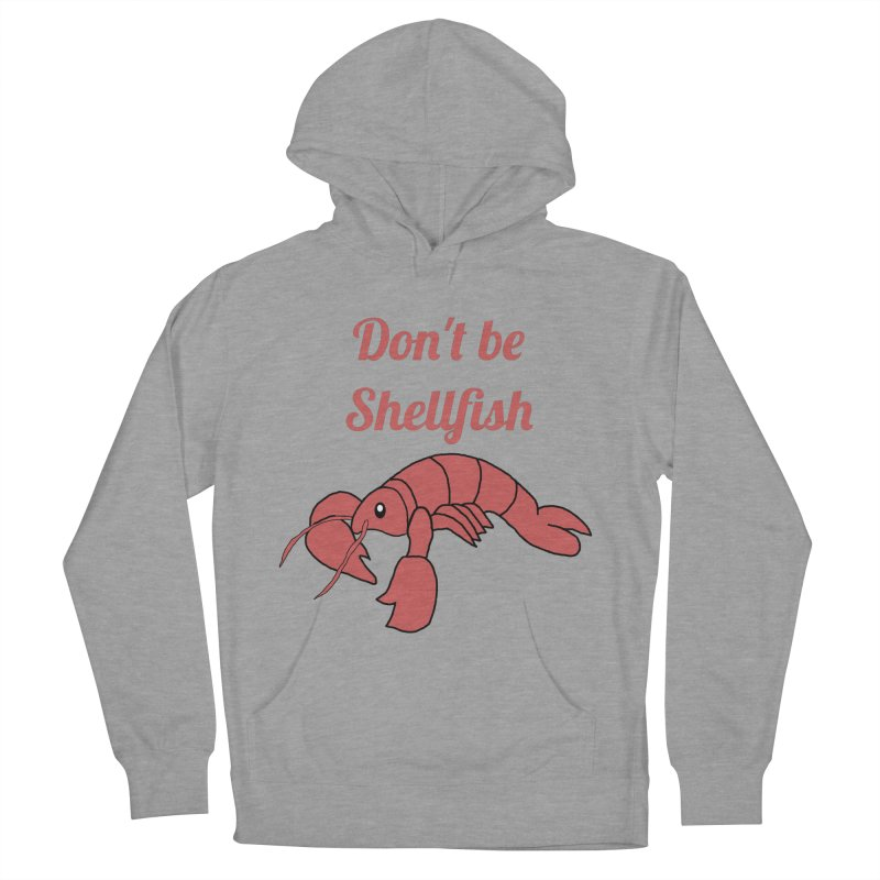 Shellfish Lobster Women's Pullover Hoody by Birchmark