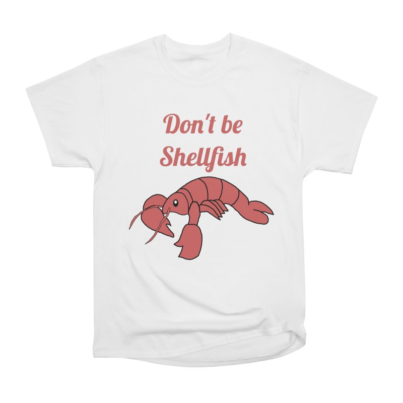 Shellfish Lobster Women's T-Shirt by Birchmark