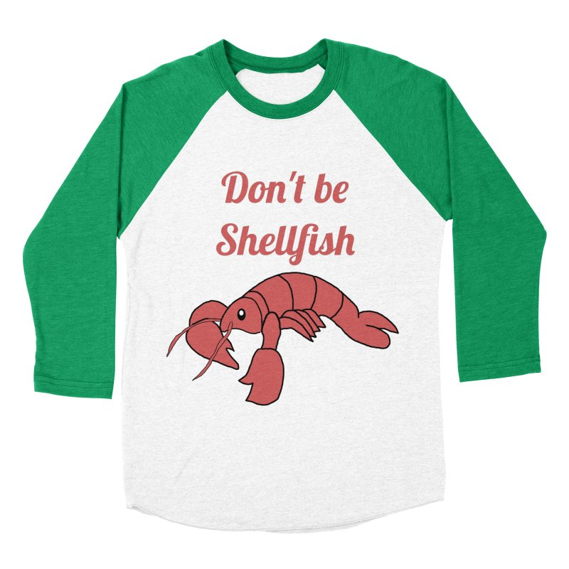 Shellfish Lobster Women's Longsleeve T-Shirt by Birchmark