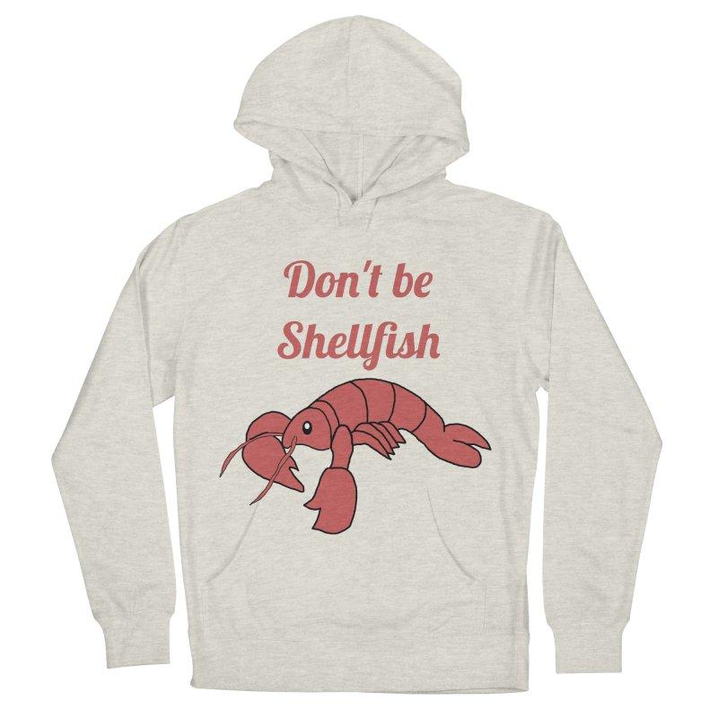 Shellfish Lobster Men's Pullover Hoody by Birchmark