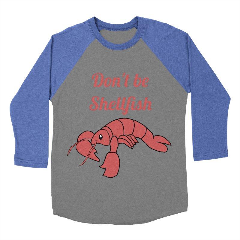 Shellfish Lobster Women's Longsleeve T-Shirt by Birchmark