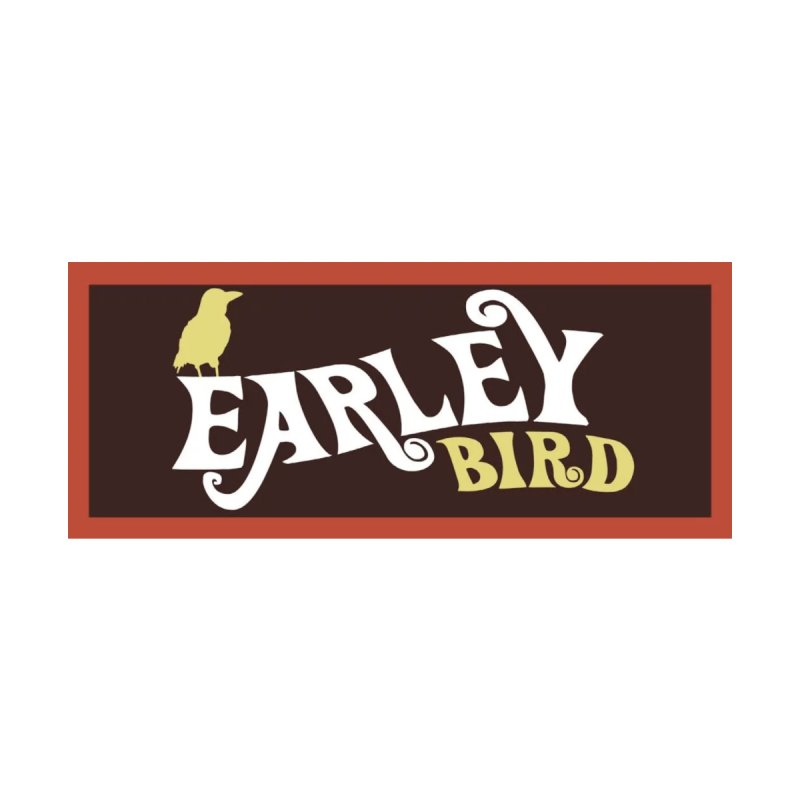 Earleybird Bar Men's T-Shirt by birdboogie's Artist Shop