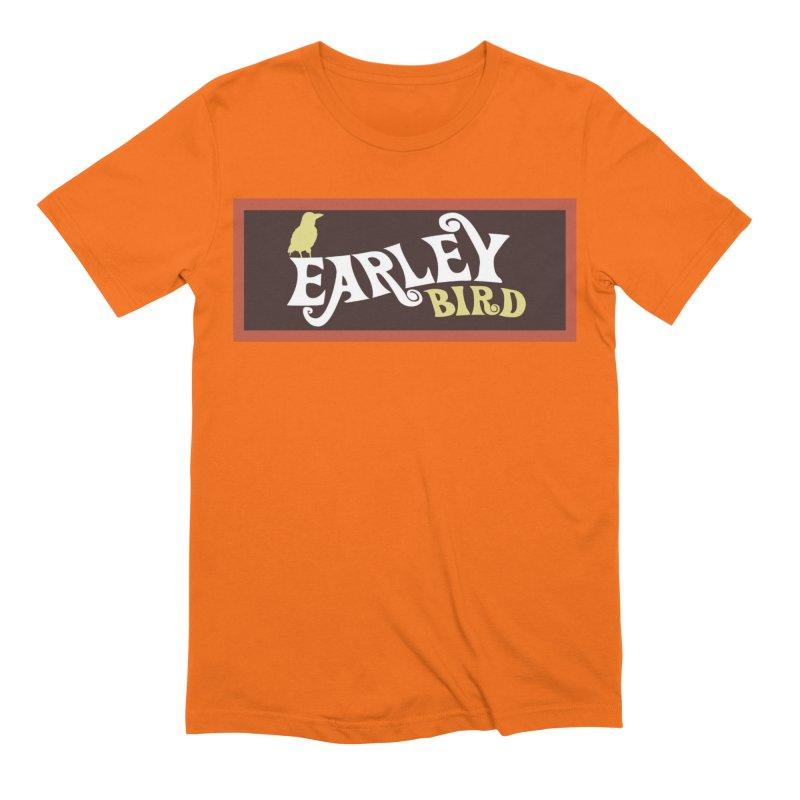 Earleybird Bar Men's Extra Soft T-Shirt by birdboogie's Artist Shop