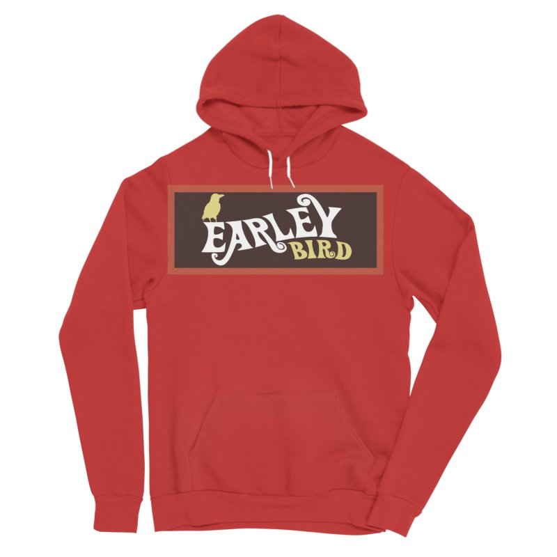 Earleybird Bar Women's Sponge Fleece Pullover Hoody by birdboogie's Artist Shop