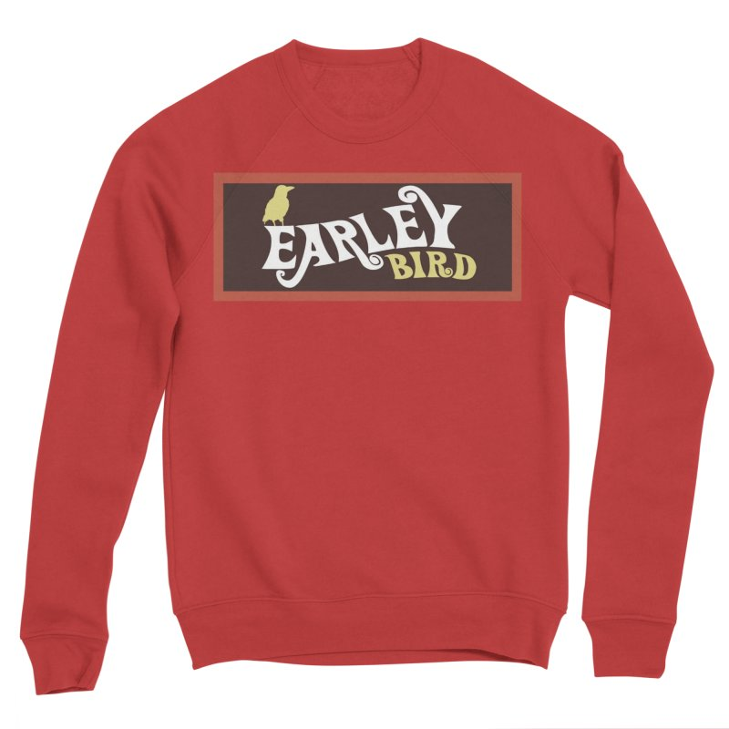 Earleybird Bar Men's Sponge Fleece Sweatshirt by birdboogie's Artist Shop