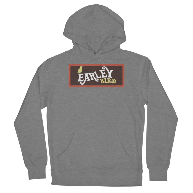 Earleybird Bar Women's Pullover Hoody by birdboogie's Artist Shop