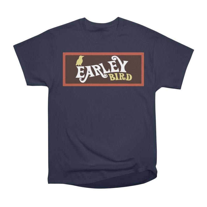 Earleybird Bar Men's Heavyweight T-Shirt by birdboogie's Artist Shop