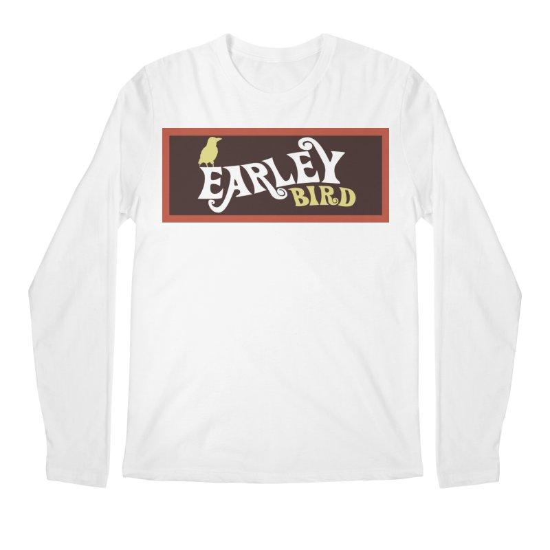 Earleybird Bar Men's Regular Longsleeve T-Shirt by birdboogie's Artist Shop