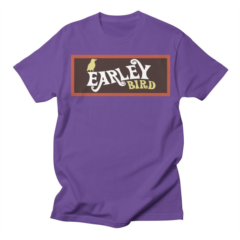 Earleybird Bar Women's Regular Unisex T-Shirt by birdboogie's Artist Shop