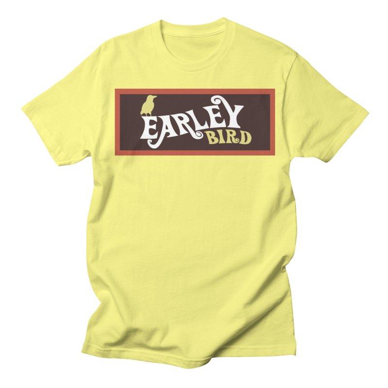 Earleybird Bar Women's Regular Unisex T-Shirt by birdboogie's Artist Shop