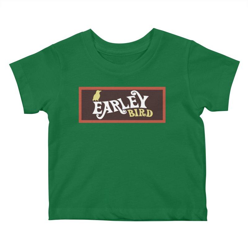 Earleybird Bar Kids Baby T-Shirt by birdboogie's Artist Shop