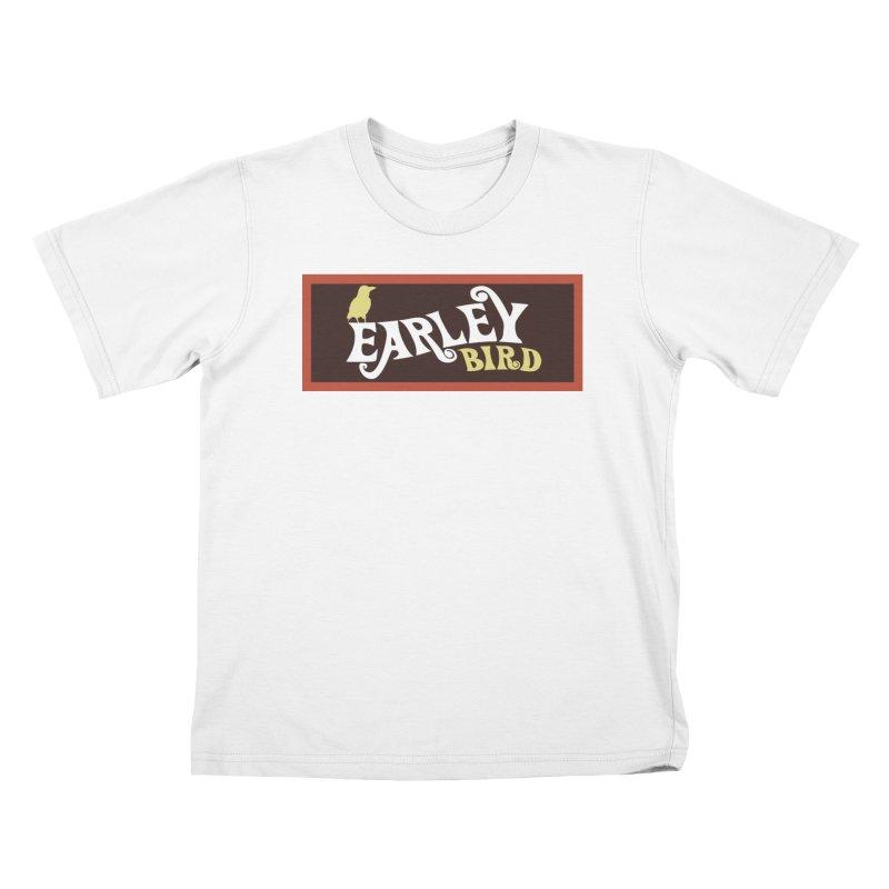 Earleybird Bar Kids T-Shirt by birdboogie's Artist Shop