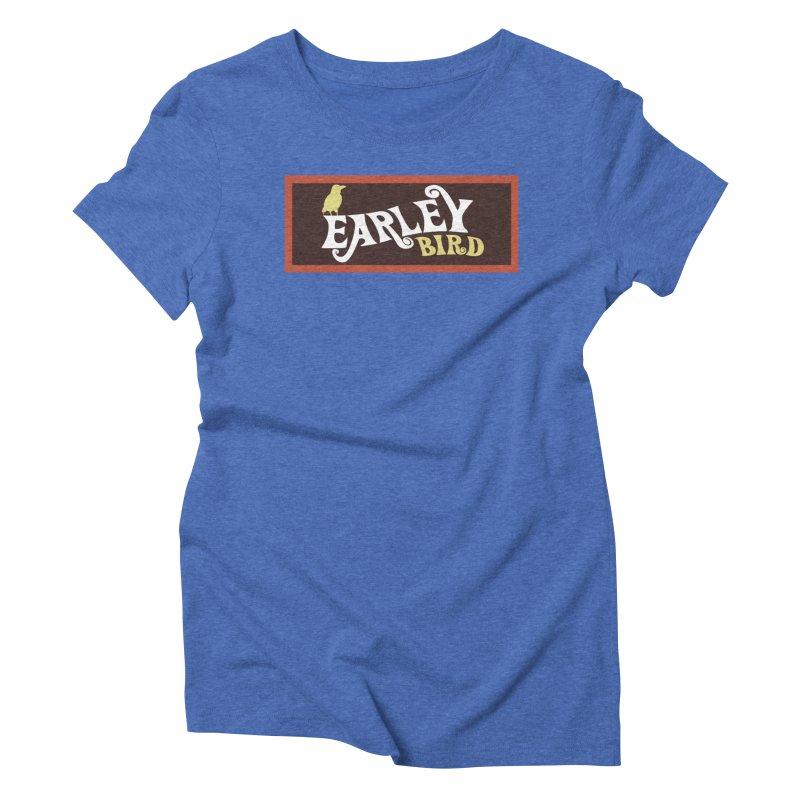 Earleybird Bar Women's T-Shirt by birdboogie's Artist Shop